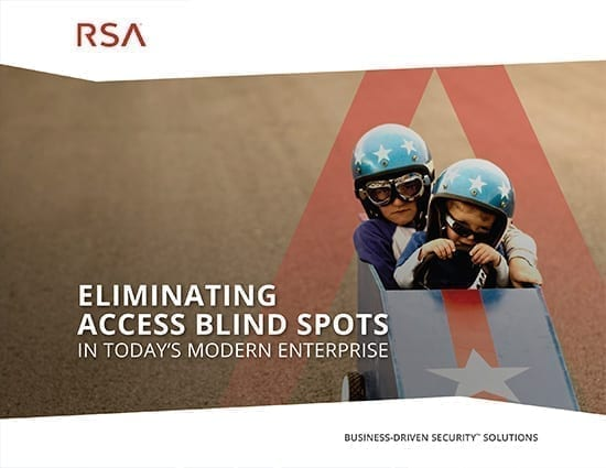 RSA Eliminating Access Blind Spots